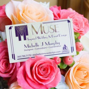 MUSE; Inspired Wedding & Event Design - Wedding Florist in Olympia, Washington