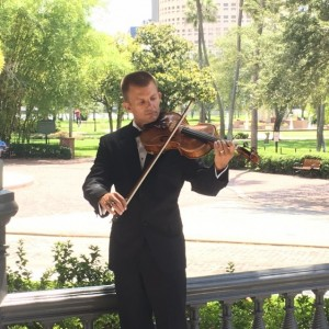 Music by Bryan - Violinist in Charlotte, North Carolina