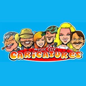 Music City Caricatures - Caricaturist in Nashville, Tennessee