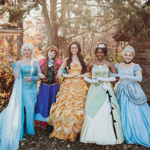 Music City Princesses - Princess Party in Nashville, Tennessee
