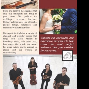 Music Diva - Classical Ensemble in Dallas, Texas