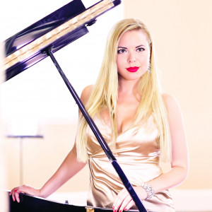 Music by Ganna Sorbat - Pianist in Los Angeles, California
