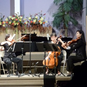 Music Magic - String Quartet in San Ramon, California