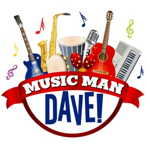 Music Man Dave! Children's Concerts - Children's Party Entertainment / Singing Guitarist in Oak Park, Michigan