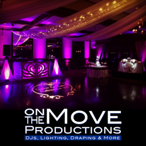 Music On The Move DJ's - Wedding DJ / Backdrops & Drapery in Tampa, Florida