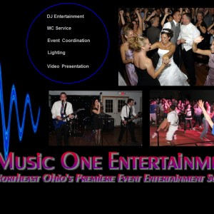 Music One Entertainment - Wedding DJ / Wedding Musicians in Cleveland, Ohio