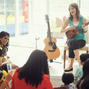 Music with Ms. Jennifer