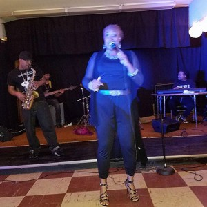 Marrian Efua - Soul Singer in Surprise, Arizona