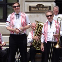 Muskrat Productions - Dixieland Band in New City, New York