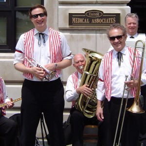 Muskrat Productions - Dixieland Band / Brass Band in New City, New York