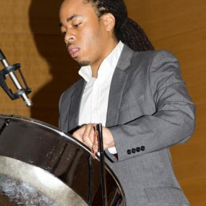 Steel Drum Vibes by Mustafa Alexander - Steel Drum Player / Drum / Percussion Show in Manhattan, New York