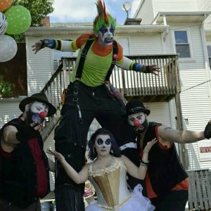 Mutated Soulz FX - Circus Entertainment in Reading, Pennsylvania