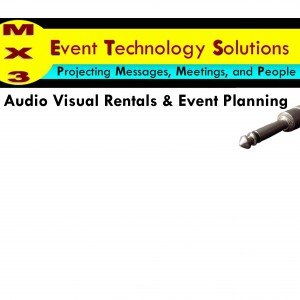 MX3 Audio Visual Rentals - Video Services in Charlottesville, Virginia