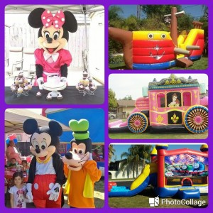 Mxc party mascots - Party Rentals in Clovis, California