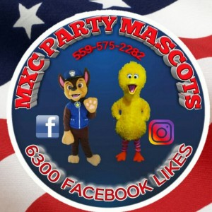 MXC Party Mascots