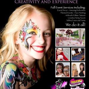 My Fab Events - Face Painter / Calypso Band in Fort Lauderdale, Florida