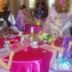My Fairy Godmother Parties - Princess Party / Tea Party in Atlanta, Georgia