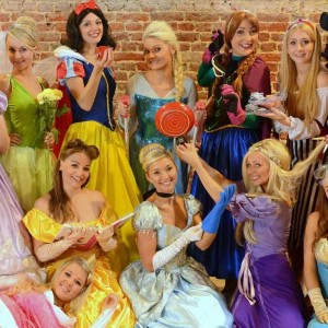 My Little Princess Parties - Princess Party / Children's Party Entertainment in Los Angeles, California