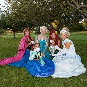My Princess Dream Party - Princess Party in East Longmeadow, Massachusetts