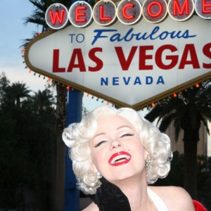 Myckayla Manning - Marilyn Monroe Impersonator / Actress in Henderson, Nevada