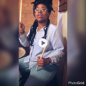 Myka McGee - Drummer in Columbus, Ohio