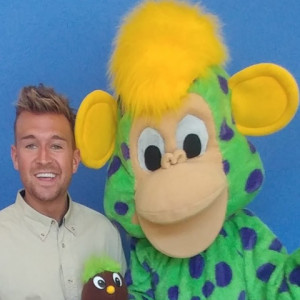 Myles The Monkey & Jungle Justin - Children's Party Entertainment in Crystal Lake, Illinois