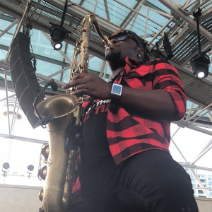 Mylon Clarke - Saxophone Player / Calypso Band in St Catharines, Ontario