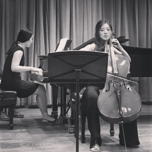Myriad Chamber Ensemble - Cellist in New York City, New York
