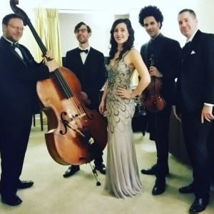 Myriam Phiro & Nuage Rhythm - Swing Band in New York City, New York