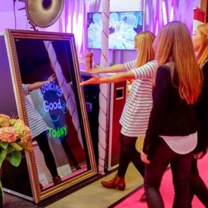 Mystery Mirror Photobooth Rental - Photo Booths / Wedding Entertainment in Marina Del Rey, California