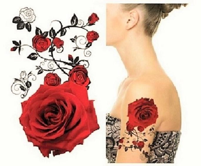 Hire mystery o mobile temporary tattoo studio temporary for Mobile tattoo artist