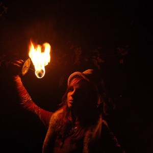 Mystic Knox Performance Art - Fire Performer in Asheville, North Carolina