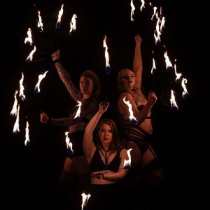 Mystic Movement - Fire Performer / Dance Troupe in Chicago, Illinois