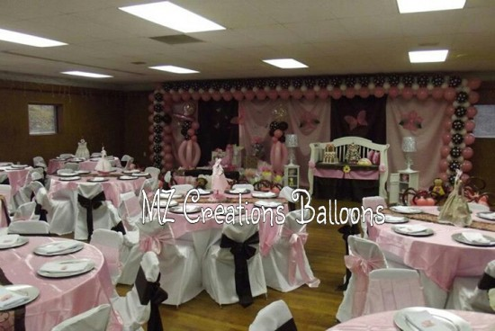 Hire Mz Creations Balloons Balloon Decor In Springfield
