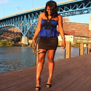 Mz Lady Saxx - Saxophone Player / Woodwind Musician in Cleveland, Ohio