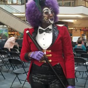 Mz. Sass The Clown