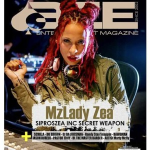 MzLady Zea - Hip Hop Artist in Los Angeles, California