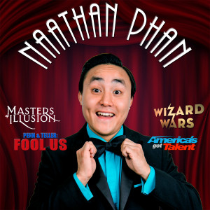 Naathan Phan: Magic Asian Man - Comedy Magician in Orange County, California