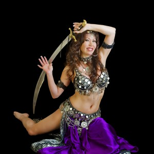Nabila Oriental Dance - Belly Dancer / Fire Dancer in New York City, New York