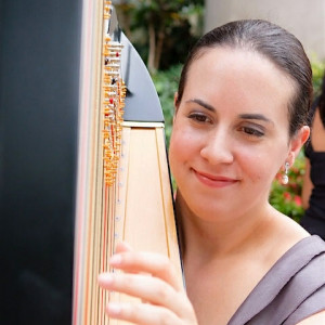 Nadia Pessoa, Harpist - Harpist / Chamber Orchestra in Washington, District Of Columbia