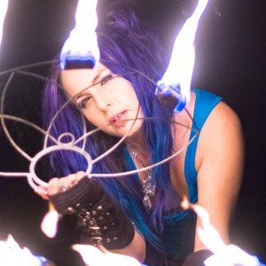 Nadia Z Romi- Fire spinning, dancing - Fire Performer / Dancer in Tampa, Florida