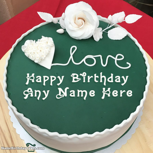 Hire Name Birthday Cakes