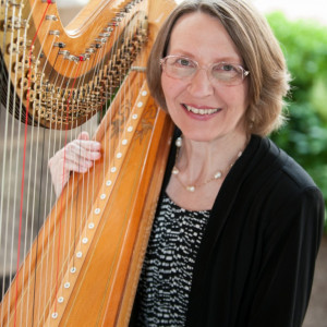 Nancy Paterson - Harpist in Ravenna, Ohio