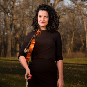 Naomi Hasan - Violinist - Violinist / Wedding Musicians in Madison, Wisconsin