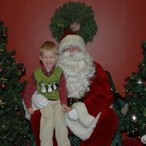 Napa Santa Claus - Santa Claus in Napa, California