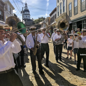 Naptown Brass Band - Brass Band / New Orleans Style Entertainment in Annapolis, Maryland