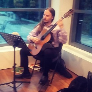 Nash Kelly - Classical Guitarist / Guitarist in Lillington, North Carolina