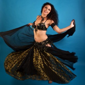Nashid - Belly Dancer in Manhattan, Kansas