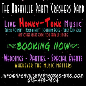 Nashville Party Crashers Band - Cover Band in Nashville, Tennessee