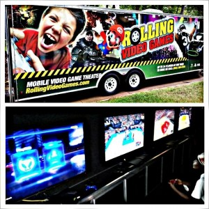 Nashville's Top Video Game Truck - Mobile Game Activities / Family Entertainment in Nashville, Tennessee